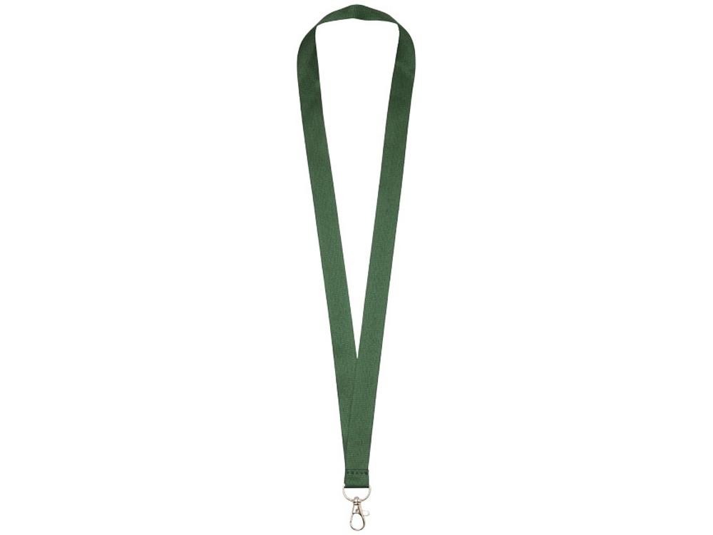 Шнурок с удобным крючком Impey, зеленый