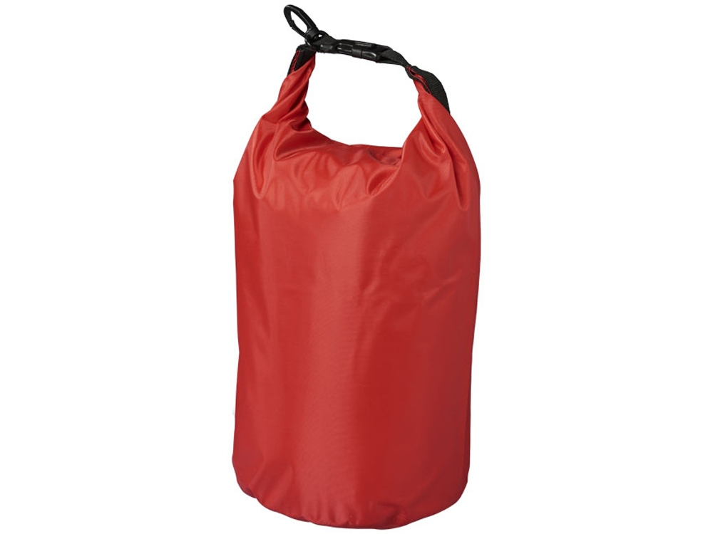 Походный 10-литровый водонепроницаемый мешок, красный