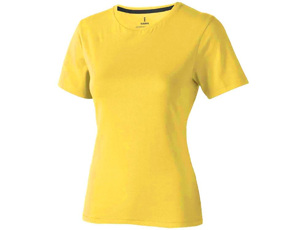 Футболка Nanaimo женская, желтый