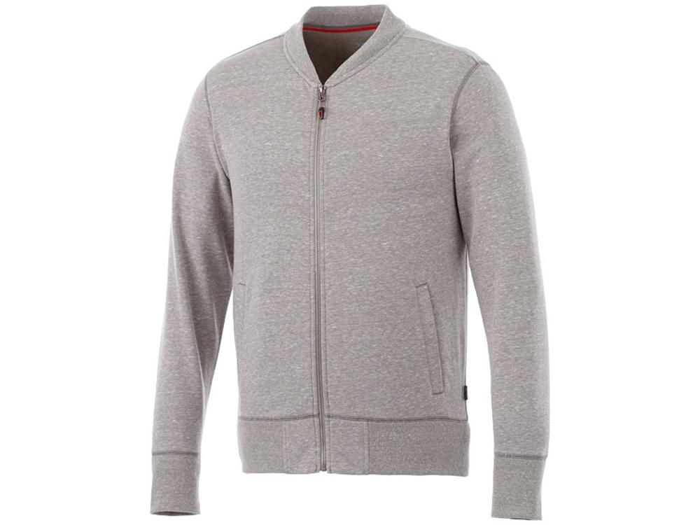 Куртка Stony, серый меланж