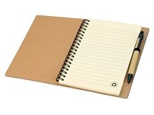 Блокнот «Priestly» с ручкой (арт. 10626801), фото 2