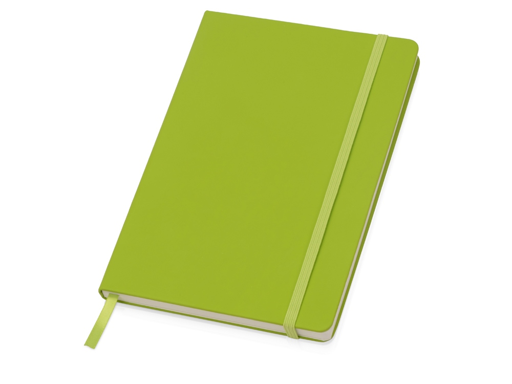 Блокнот А5 Vision, Lettertone, зеленый