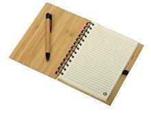 Блокнот «Bamboo tree» с ручкой (арт. 787009), фото 2