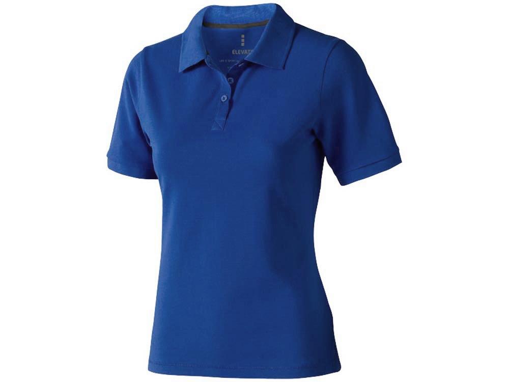 Рубашка поло Calgary женская, синий