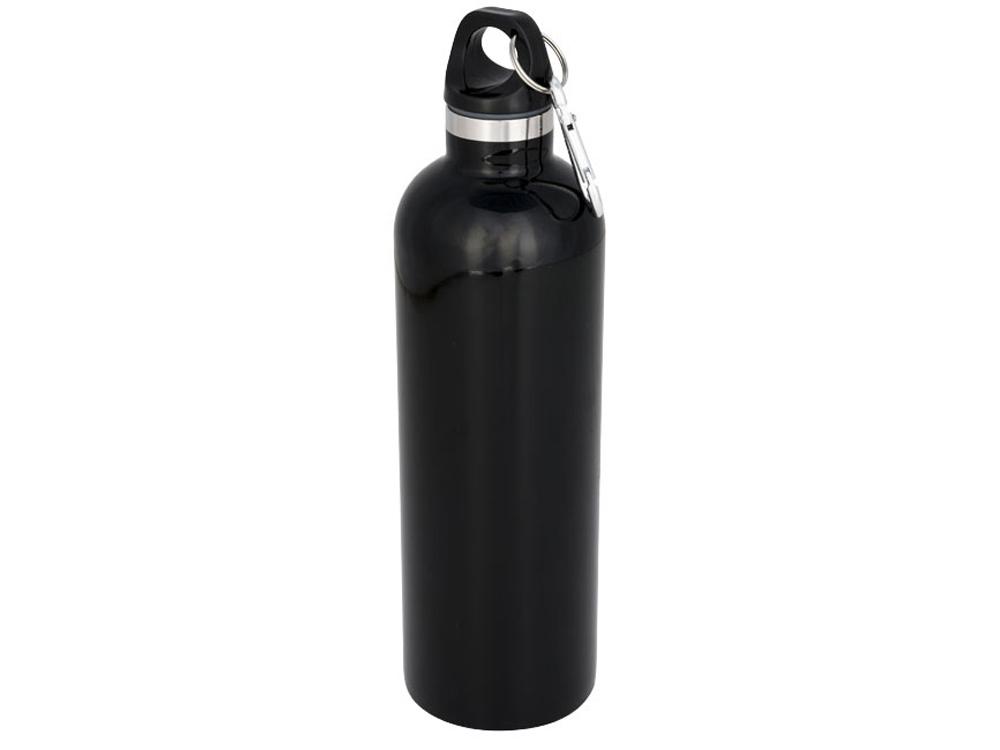 Вакуумная бутылка Atlantic, черный