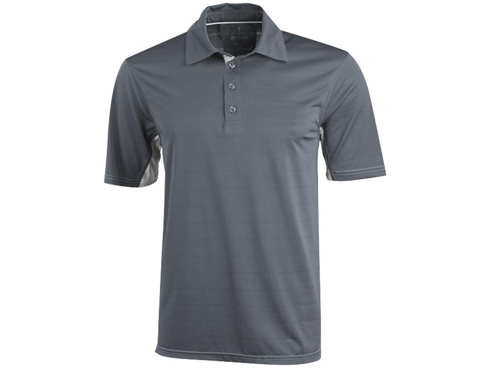 Рубашка поло Prescott мужская, серый