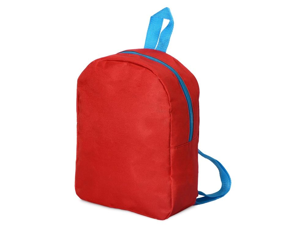Рюкзак Fellow, красный/голубой