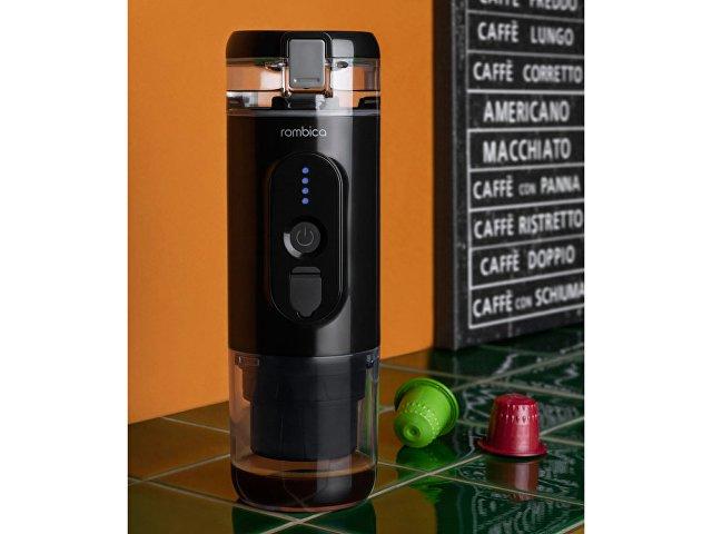Портативная кофемашина с подогревом «Barista 2»