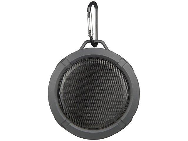 Динамик Splash с Bluetooth® можно использовать под душем или на улице, черный