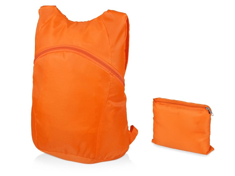 Рюкзак складной Compact, оранжевый