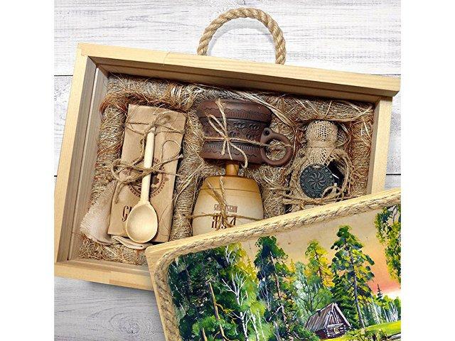 Подарочный набор «Лесная пасека»