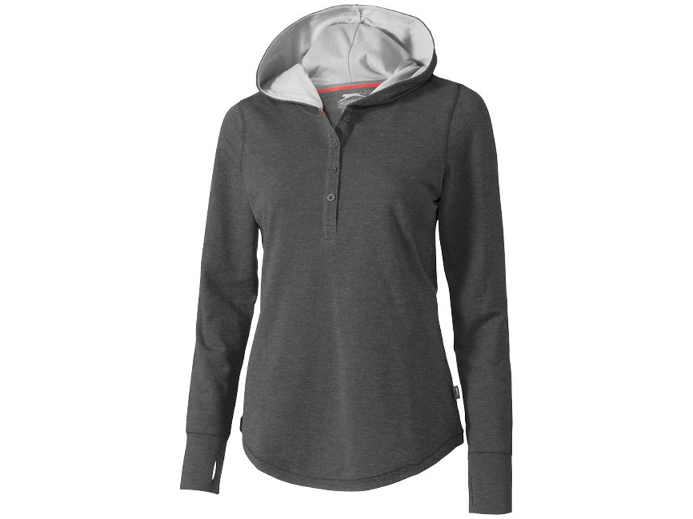 Толстовка Reflex Knit женская, темно-серый