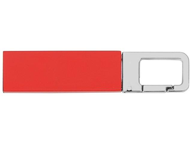 Флеш-карта USB 2.0 16 Gb с карабином