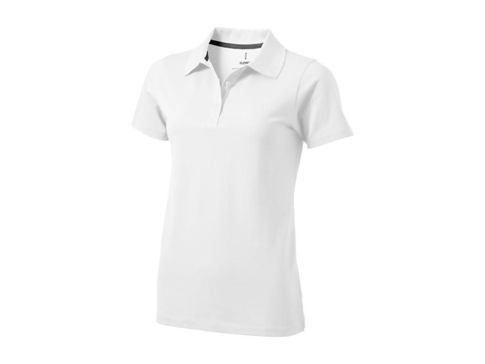 Рубашка поло Seller женская, белый
