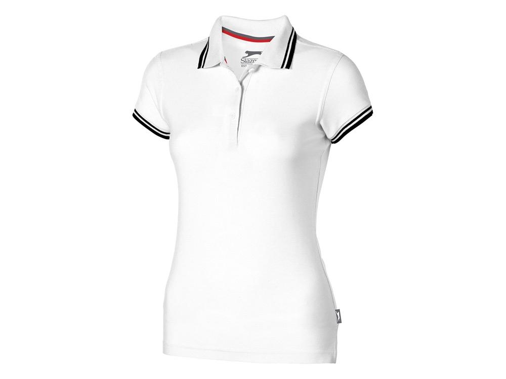 Рубашка поло Deuce женская, белый
