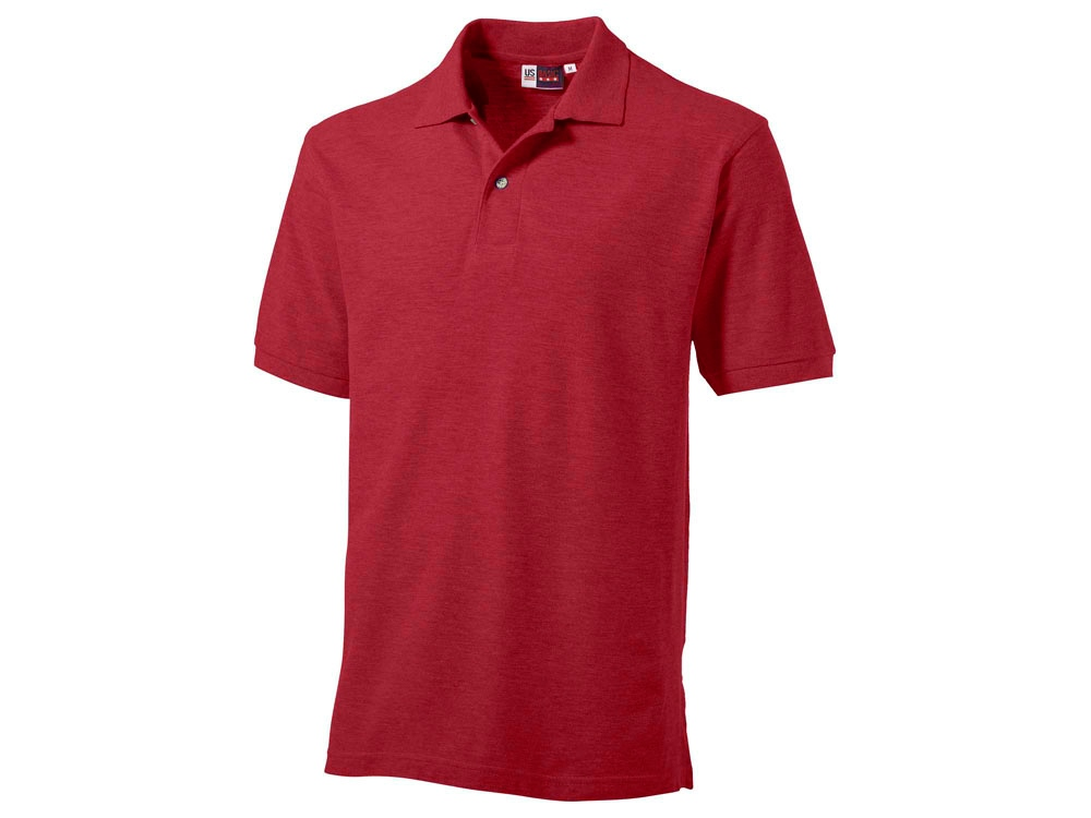 Рубашка поло Boston мужская, бургунди
