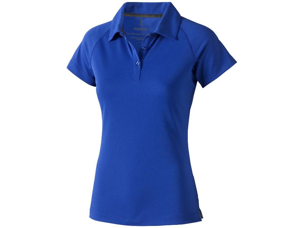 Рубашка поло Ottawa женская, синий