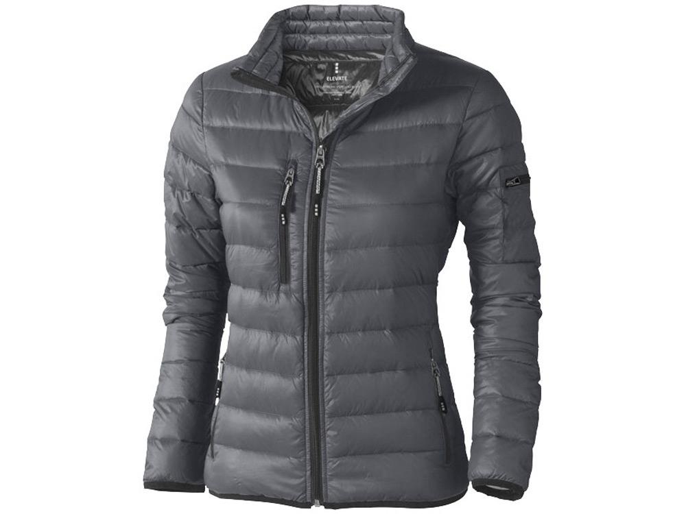 Куртка Scotia женская, стальной серый