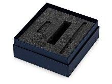 Коробка с ложементом Smooth M для зарядного устройства, ручки и флешки (арт. 700478)