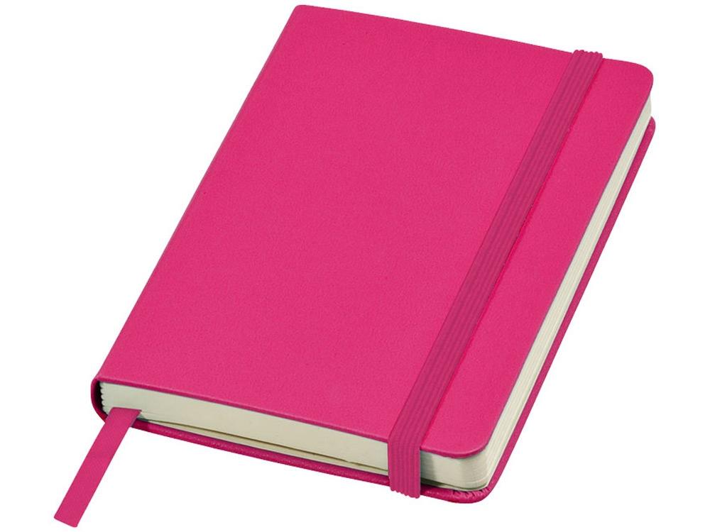 Блокнот классический карманный Juan А6, розовый
