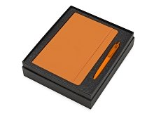Подарочный набор Vision Pro soft-touch с ручкой и блокнотом А5 (арт. 700341.13)