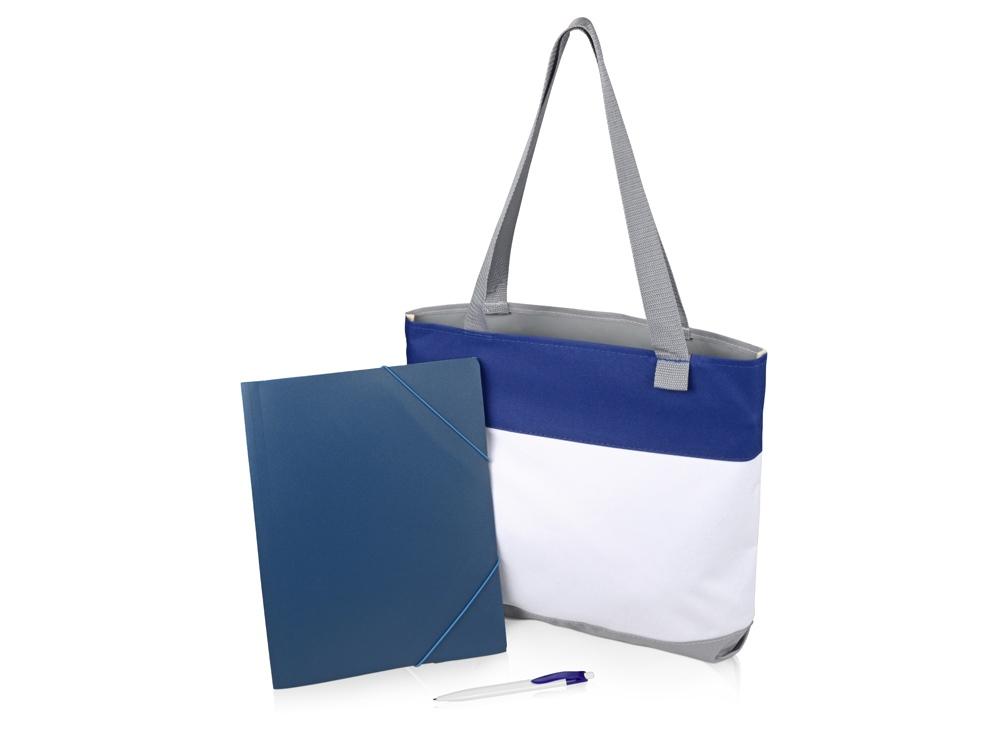 Подарочный набор Vista, синий