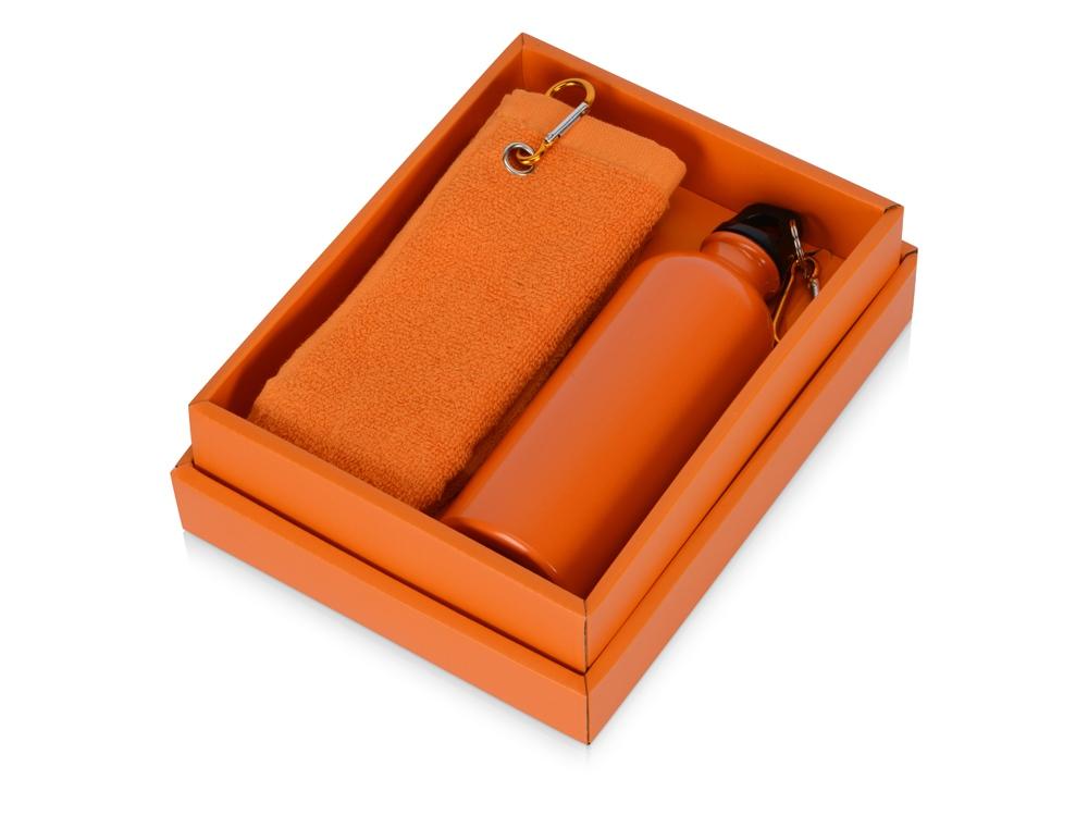 Набор Фитнес, оранжевый