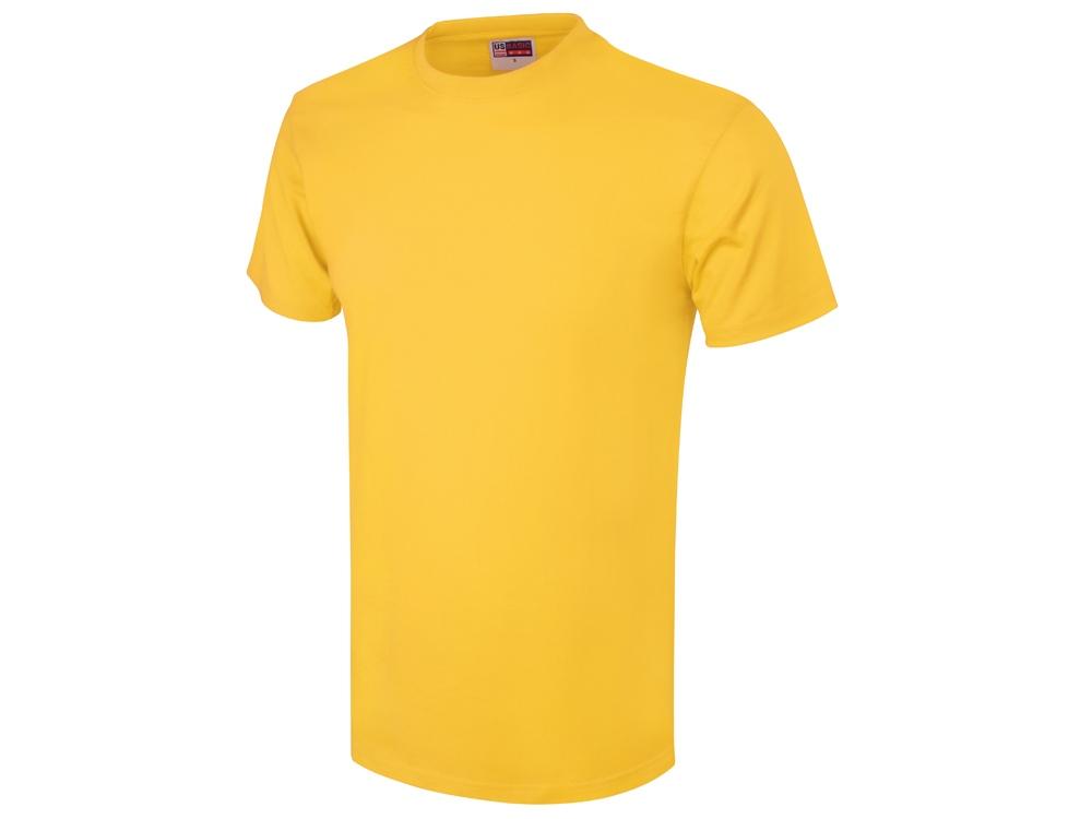 Футболка Super club мужская, желтый