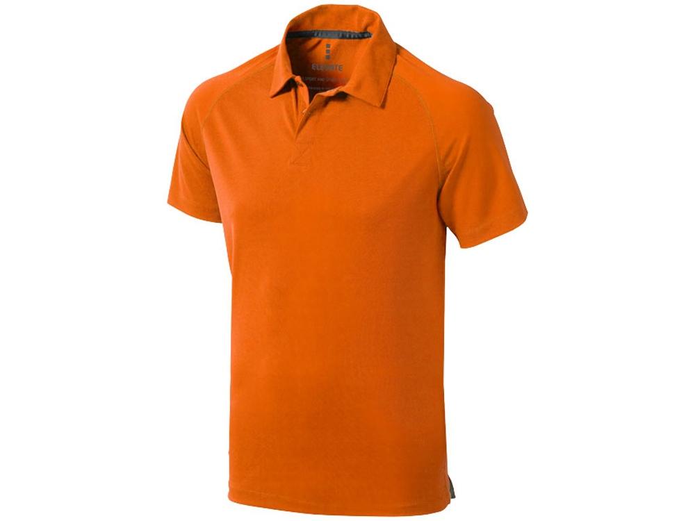 Рубашка поло Ottawa мужская, оранжевый