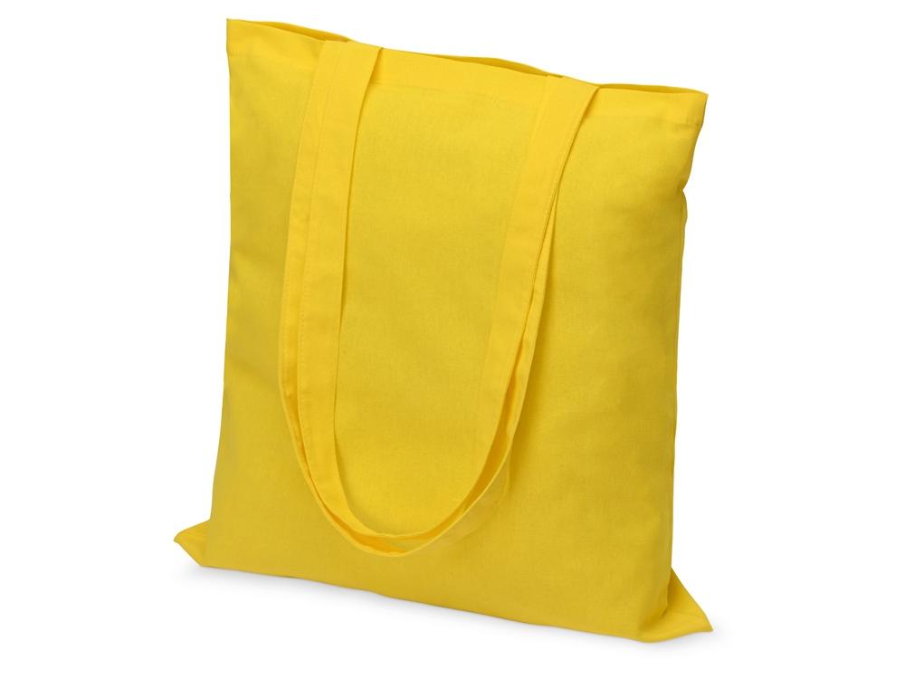 Сумка из хлопка Carryme 105, желтый