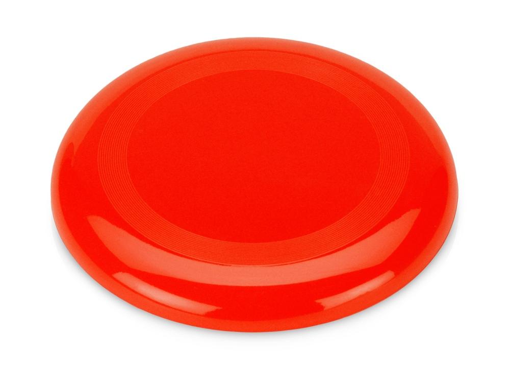Летающая тарелка, красный