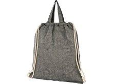 Сумка-рюкзак «Pheebs» из переработанного хлопка, 150 г/м² (арт. 12045901), фото 3