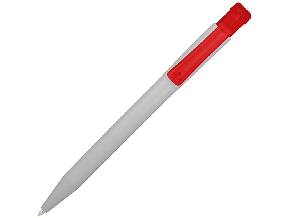 Шариковая ручка York, белый/красный
