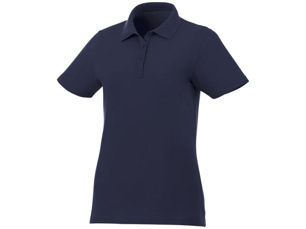 Рубашка поло Liberty женская, темно-синий