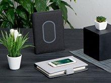 Органайзер с беспроводной зарядкой «Powernote», 5000 mAh (арт. 593908), фото 17