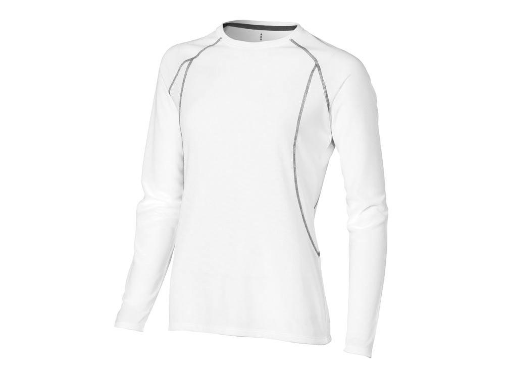 Футболка Whistler женская с длинным рукавом, белый