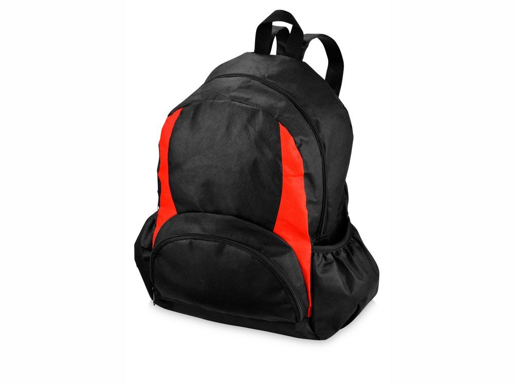 Рюкзак Bamm-Bamm, черный/красный