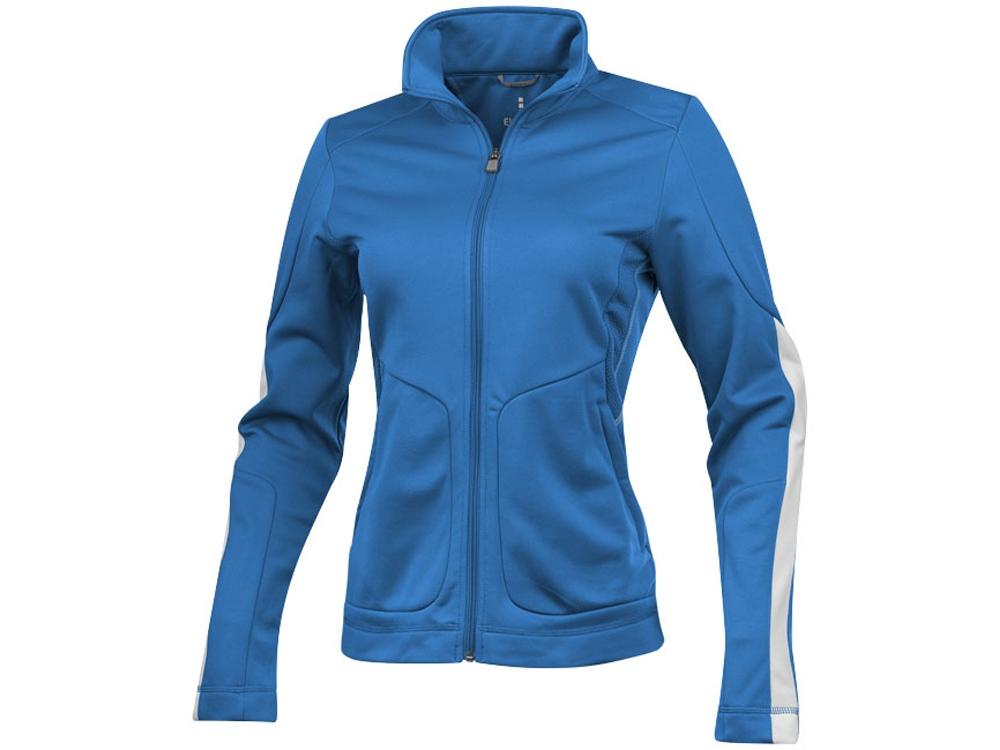 Куртка Maple женская на молнии, синий