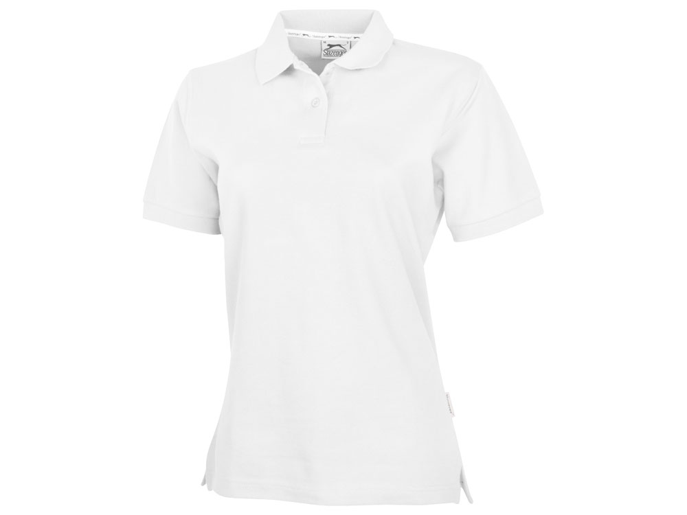 Рубашка поло Forehand женская, белый
