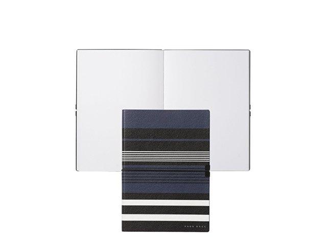 Блокнот А5 Storyline Stripes Blue (арт. HNH908N)