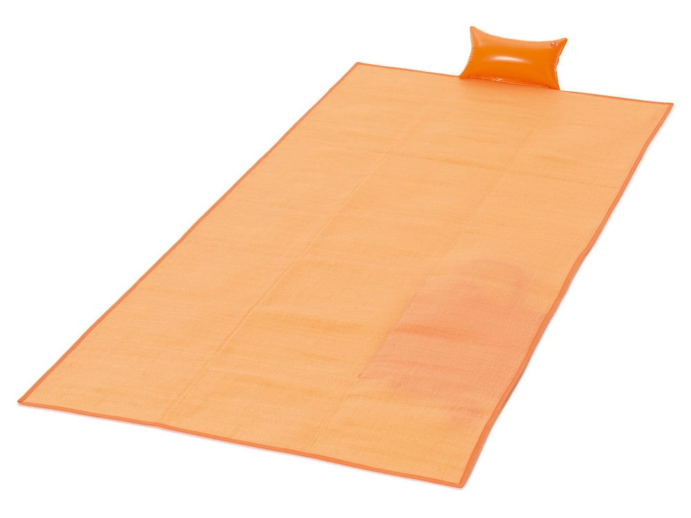 Коврик Riviera, оранжевый