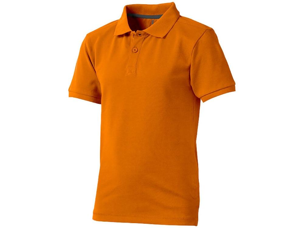 Рубашка поло Calgary детская, оранжевый