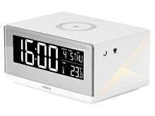 Часы с беспроводным зарядным устройством «Timebox 2» (арт. 595511)