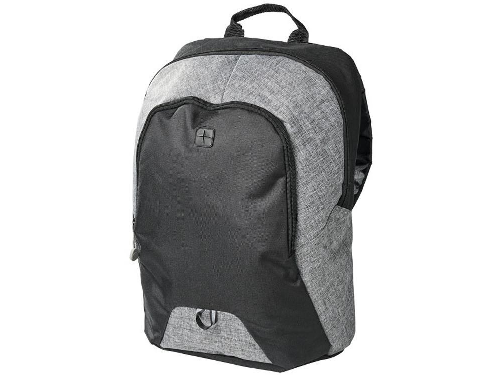 Рюкзак Pier для ноутбука 15дюймов, серый