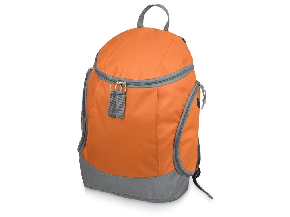 Рюкзак Jogging, оранжевый/серый