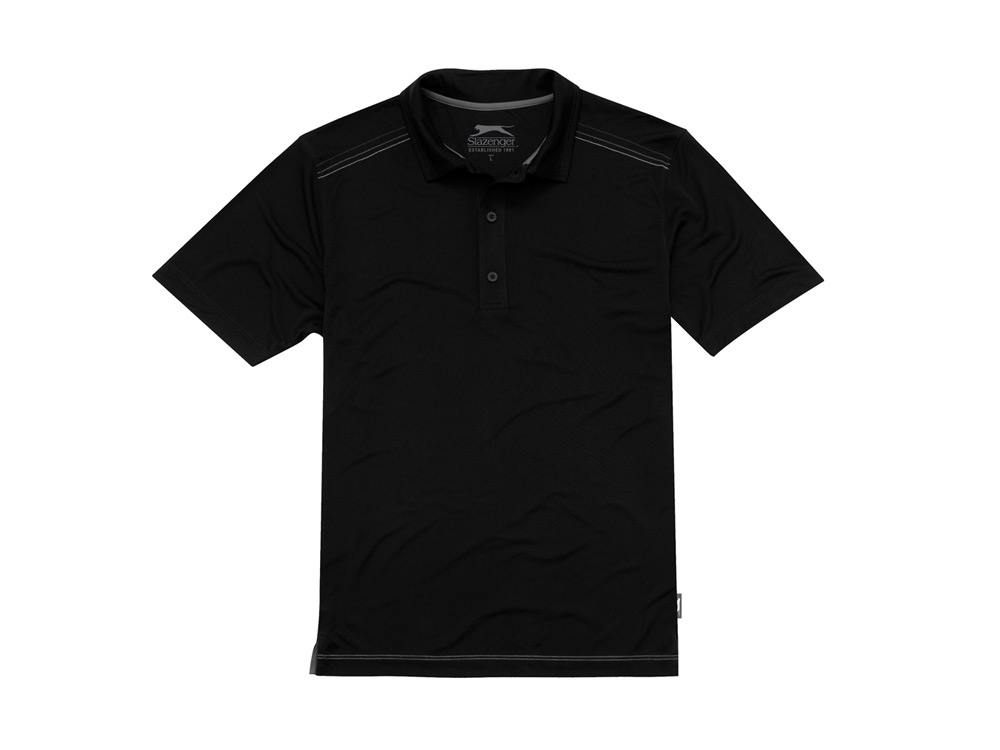 Рубашка поло Receiver CF мужская, черный