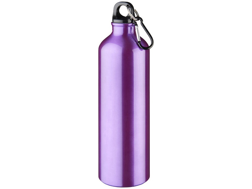 Бутылка Pacific с карабином, пурпурный