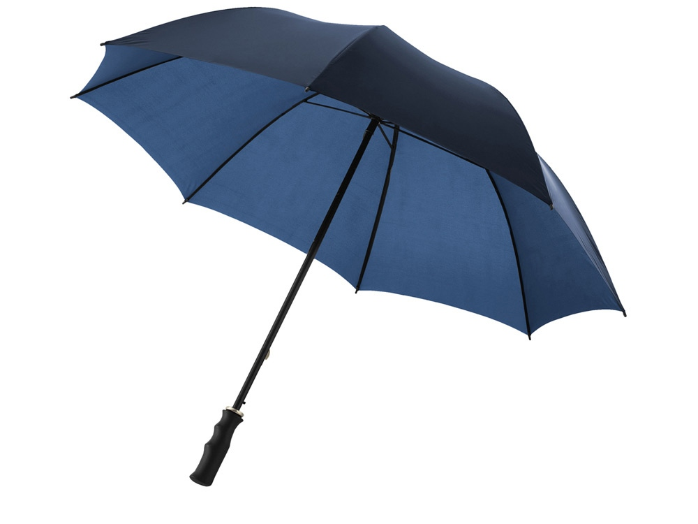 Зонт Barry 23 полуавтоматический, темно-синий