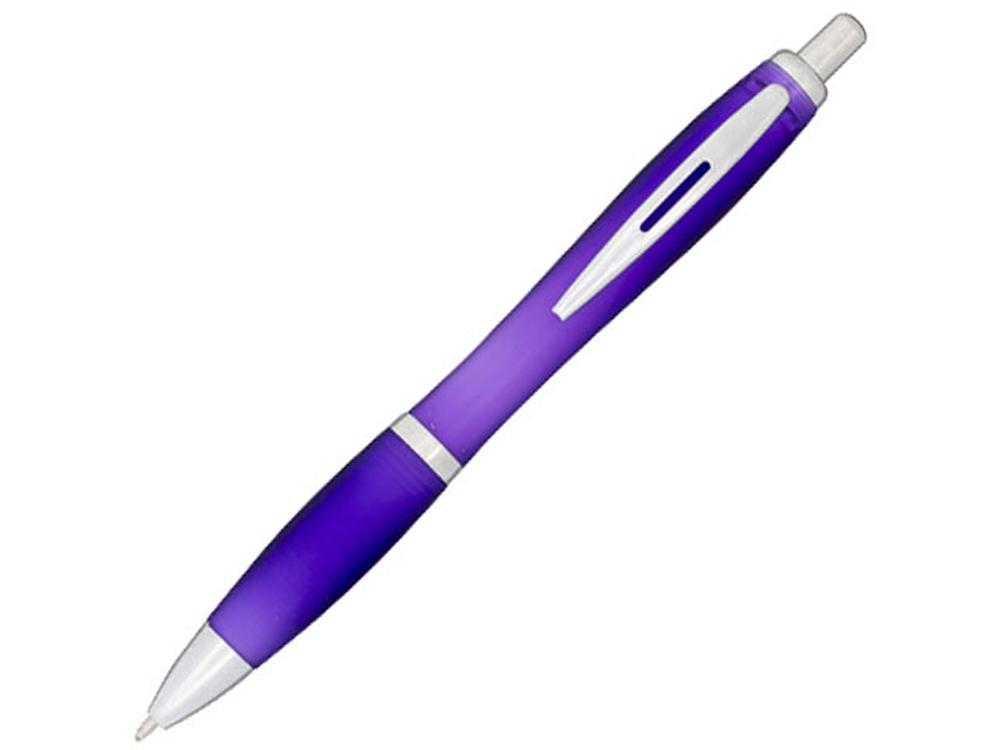 Перламутровая шариковая ручка Nash, пурпурный