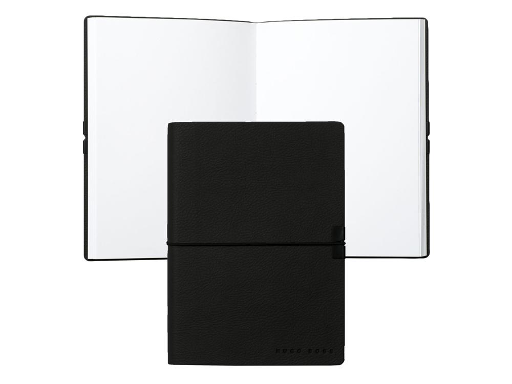 Блокнот А6 Storyline. Hugo Boss, черный